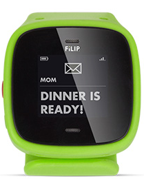 The FILIP is a GPS Watch for Kids